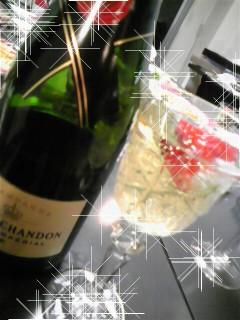 シャンパン苺☆